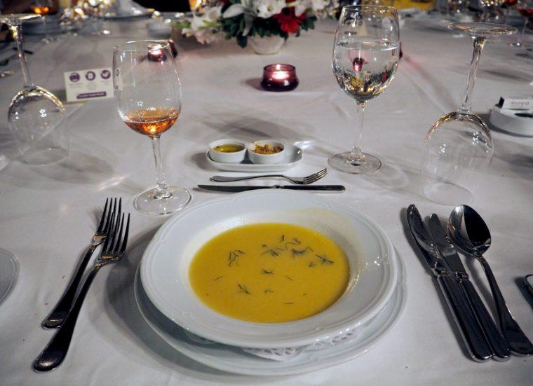Asitane Restaurant - Kavata Çorbası