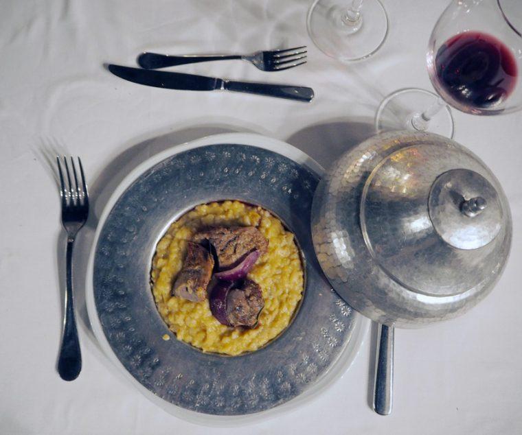 Asitane Restaurant - Keşkek