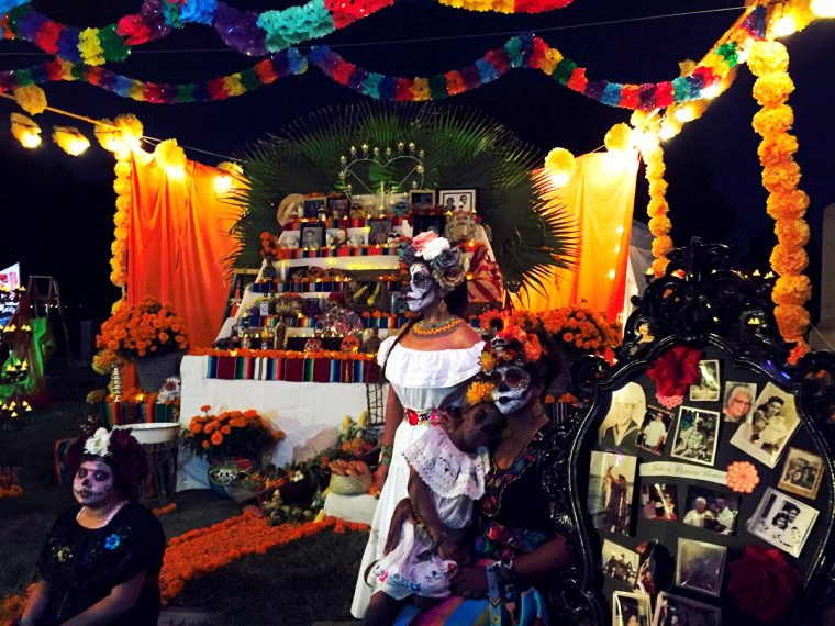 Ölüler Günü | Dia De Los Muertos