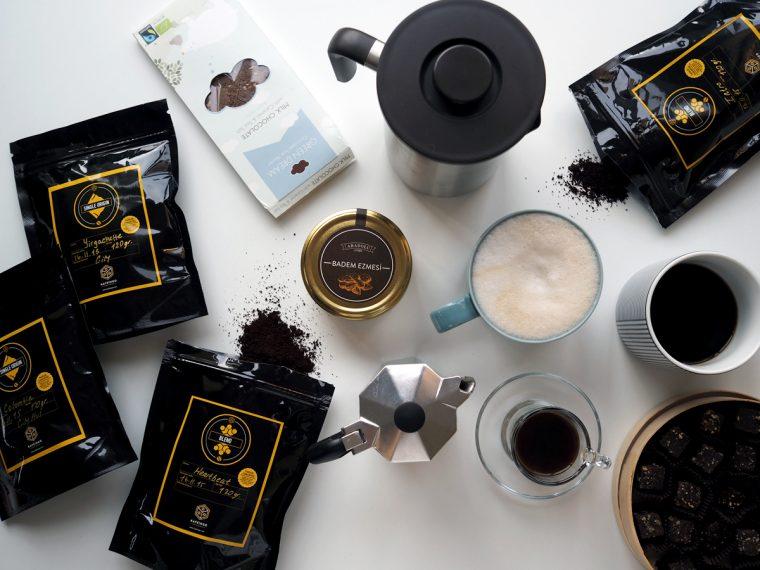 KAFEINGO: Adrese Teslim Kahve Kokusu