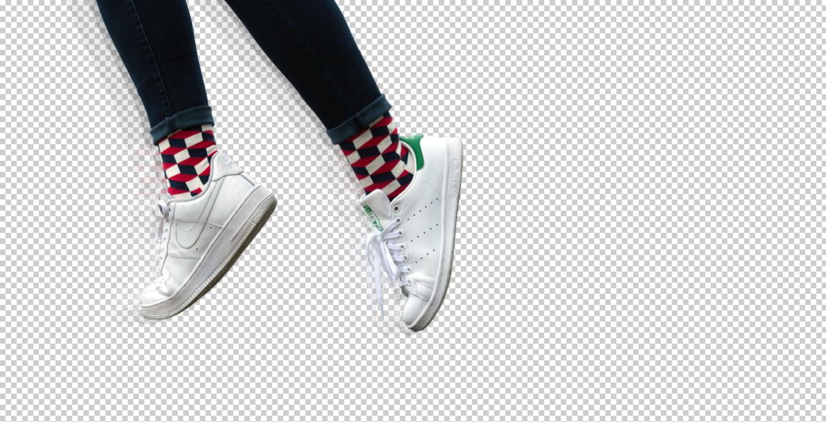 Flying Graphics - Happy Socks