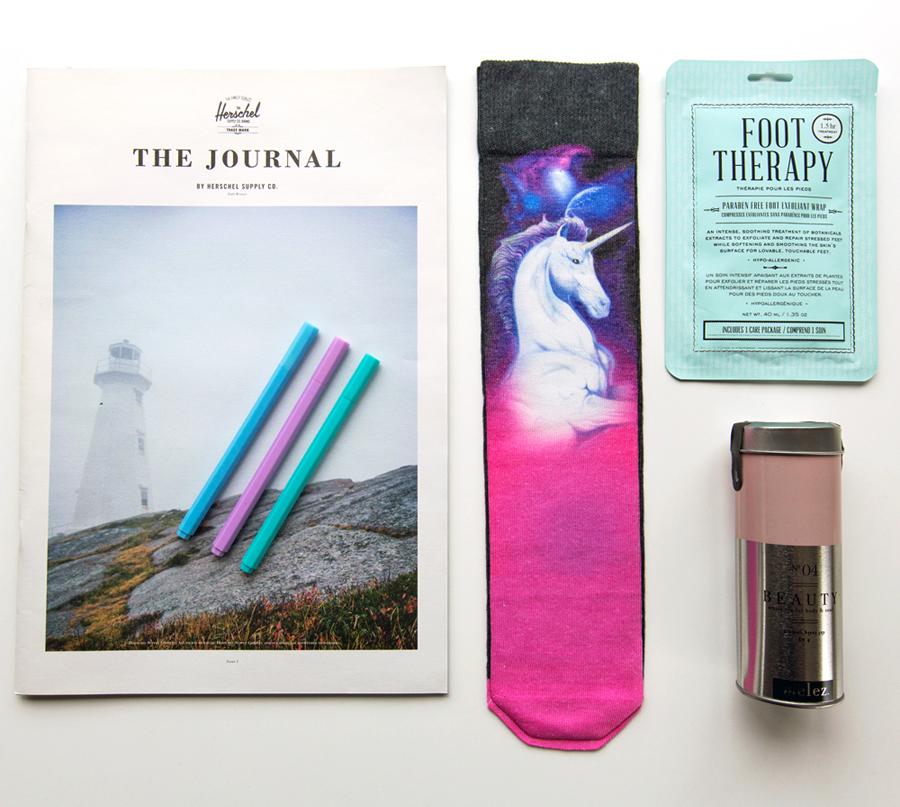 Unicorn Therapy - Happy Socks