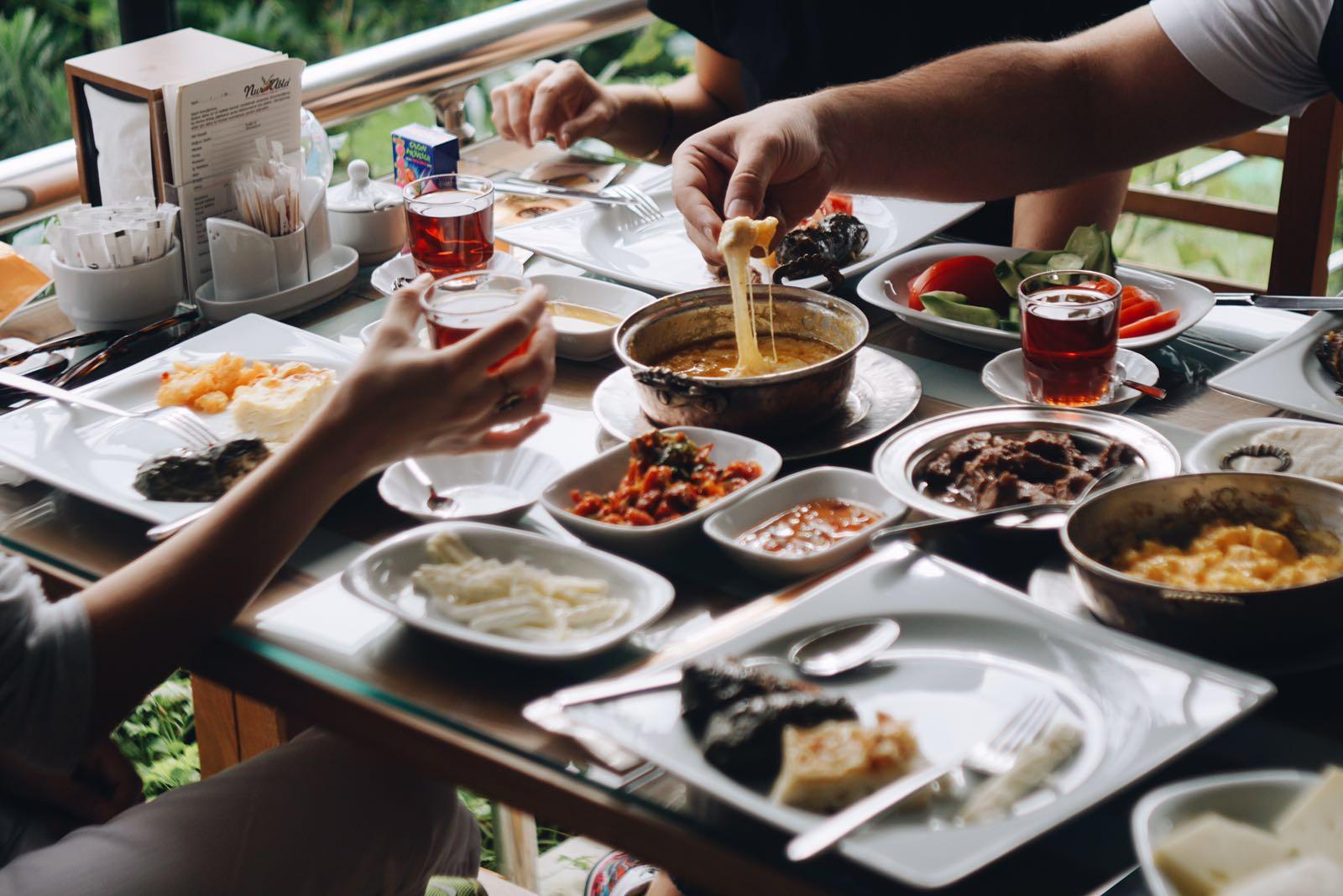 Nur Abla - Kahvaltı