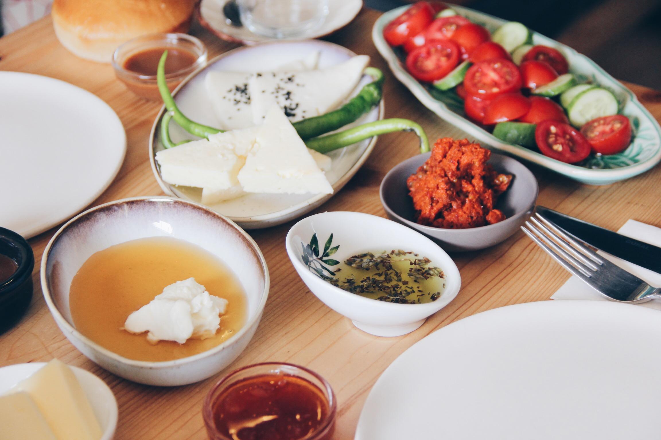 Naan Bakeshop - Kahvaltı