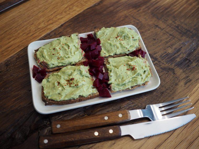 Avokado Tost - Blended Kahvaltı