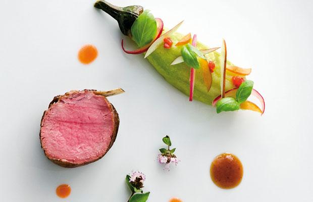 Michelin Restaurant Rota Waiter