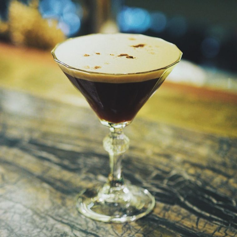 Espresso Martini - Kokteyl
