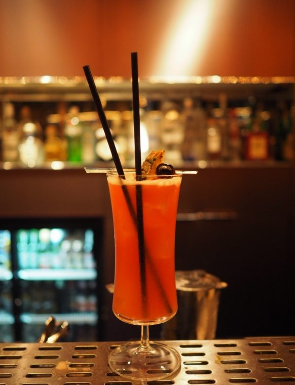 Singapore Sling - Kokteyl