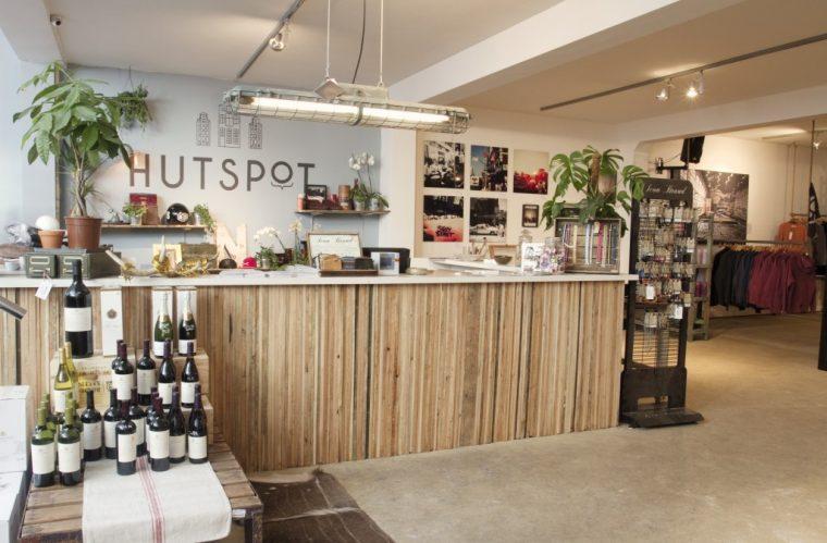 Hut Spot - Amsterdam