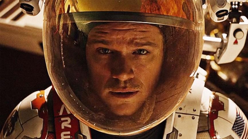 Martian - Oscar