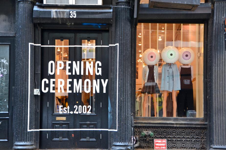 Opening Ceremony - Newyork