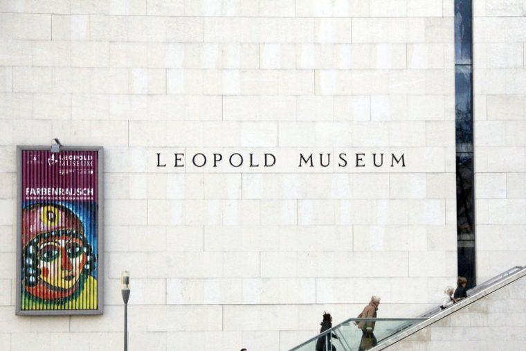 Leopold - Viyana'da Görülmesi Gereken 5 Müze