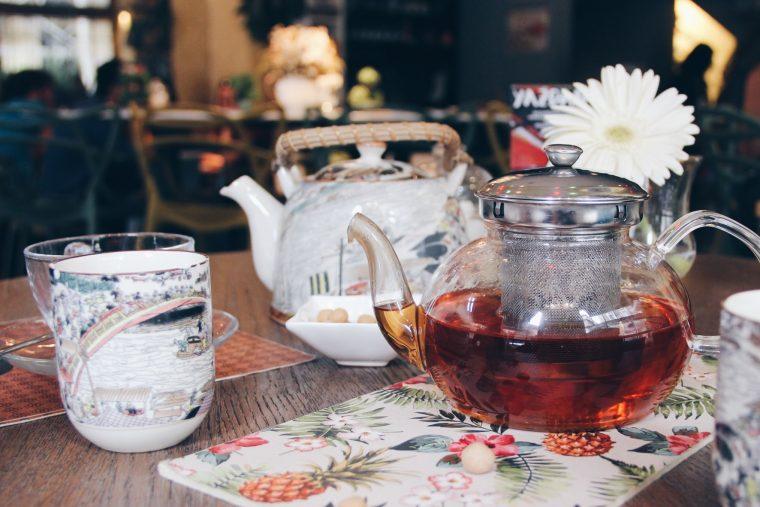 İstanbul'da Lezzetli Çay İçmek İçin 5 Mekan