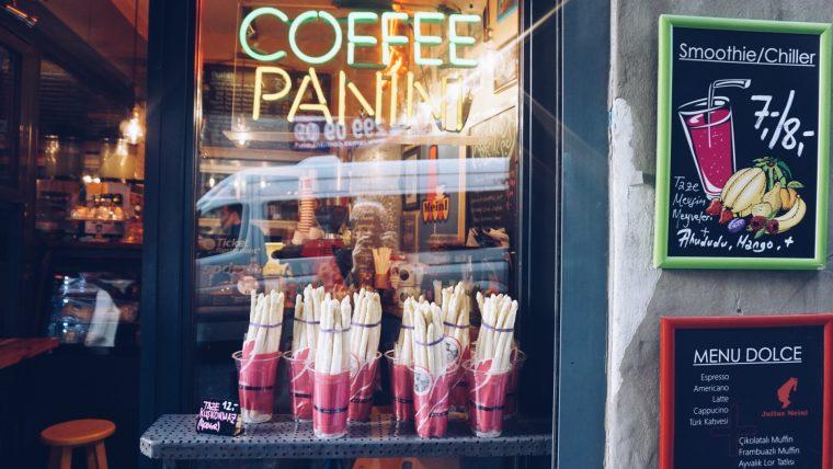 Milkbar Coffee & Panini - Galata'da Haftasonu Rotası