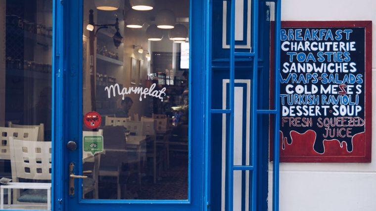 Marmelat Cafe - Galata'da Haftasonu Rotası