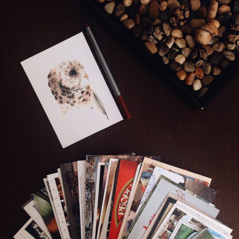 Postcards & Beyond - Gizem Kuzu