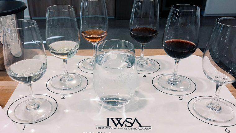 IWSA / Şarap Tadımı