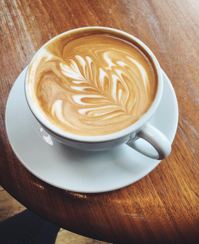 La Colombe Coffee Roasters| Chicago'nun En Havalı Mekanları