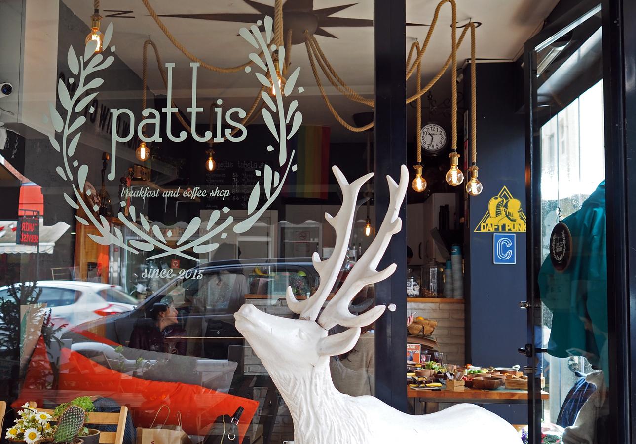 Pattis: Kahvaltı ve Brunch