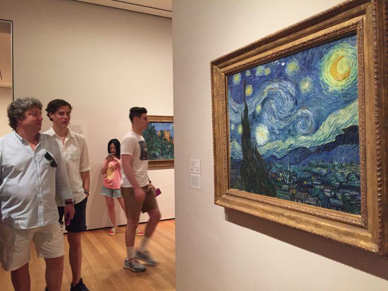 New York Gezilecek Yerler | MoMA