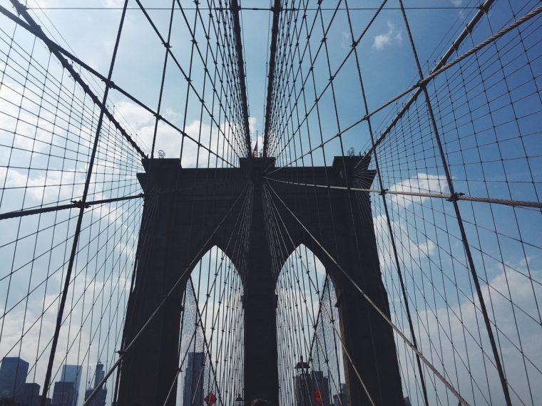 New York Gezilecek Yerler | Brooklyn Bridge