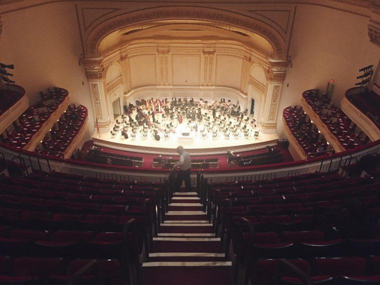 New York Gezilecek Yerler | Carnegie Hall