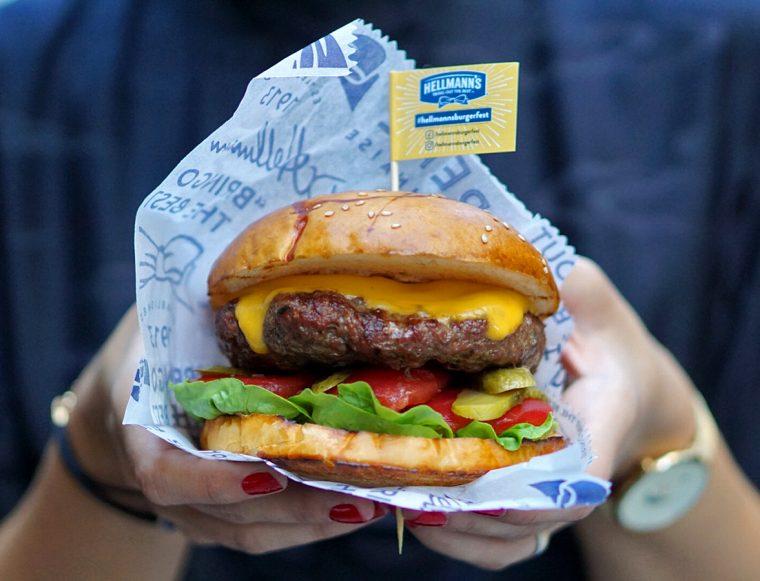 Hellmann's Burger Fest Party Weekend (1 - 2 Ekim)