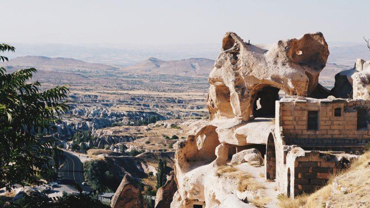 Kapadokya'da İki Gün