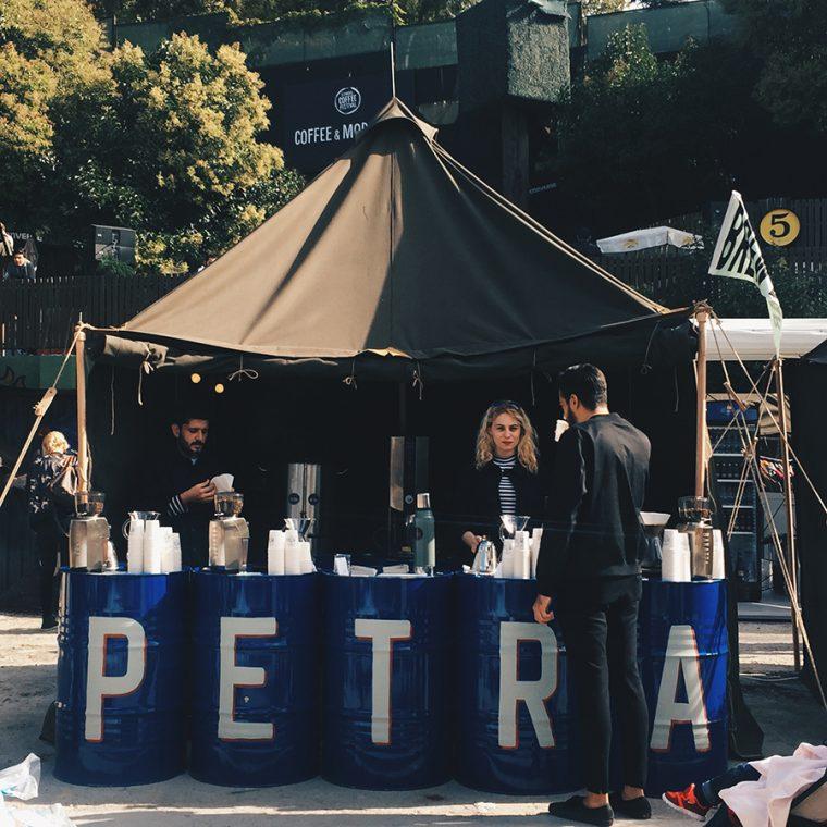 İstanbul Kahve Festivali: 3. Kez Küçükçiftlik Park'ta!