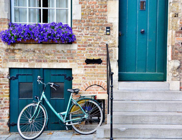 Sokakları Çikolata Kokan Brugge'da 1 Gün