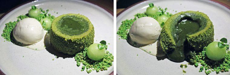 Matcha Sufle: Matcha Yeşilinin En Güzel Hali