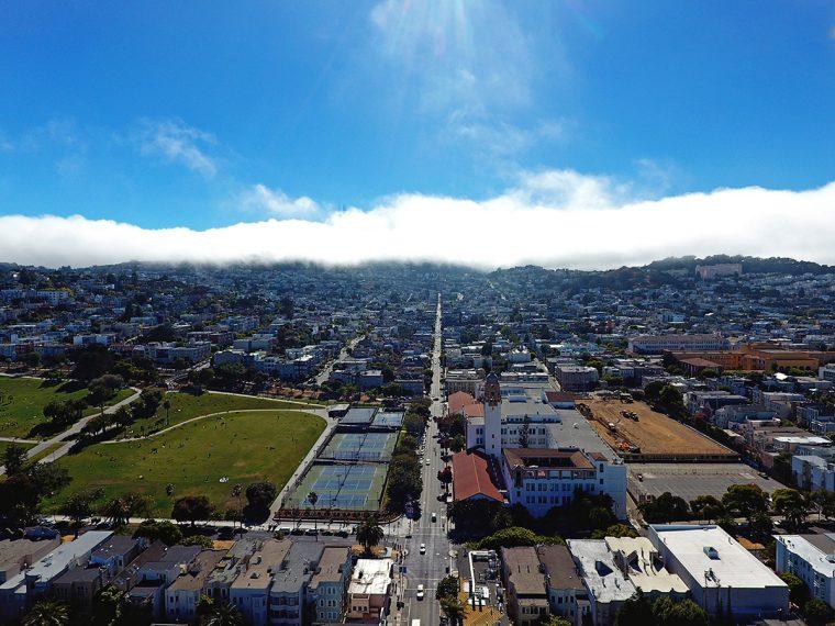 California: Kuş Bakışı Bir Amerikan Rüyası