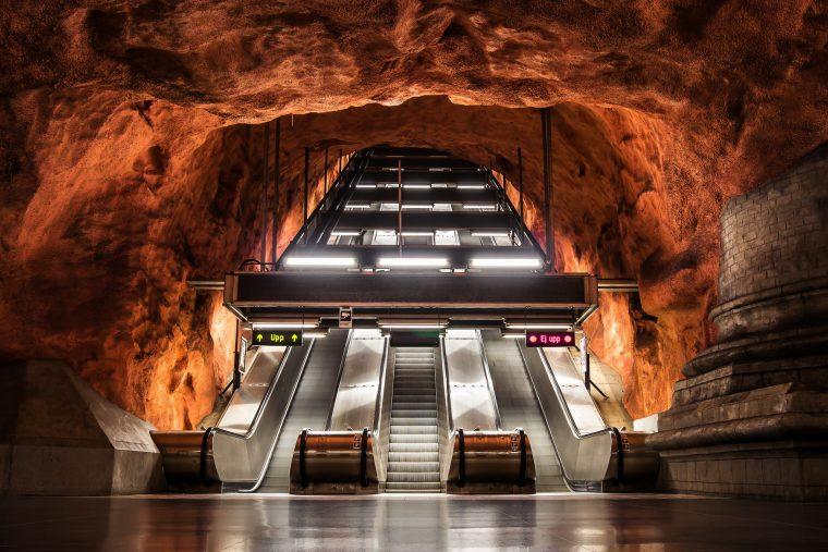 Stockholm Metro Durakları | Rådhuset Durağı