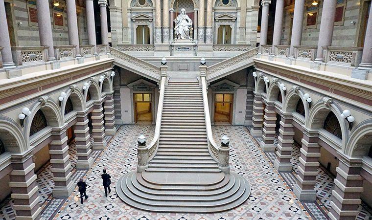 Viyana Gezilecek Yerler | Palace of Justice