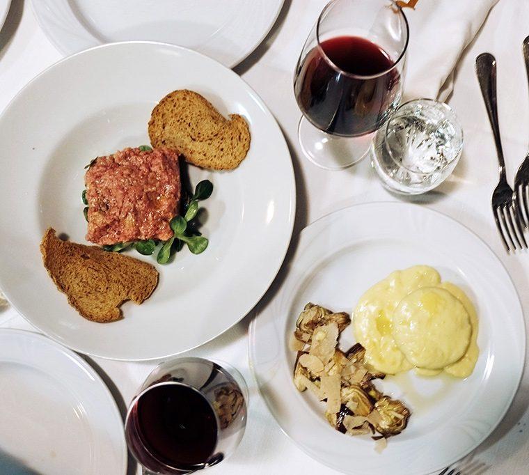 Bolonya Restoranlar | Ristorante da Cesari