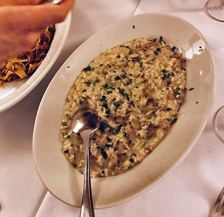Bolonya Restoranlar | Da Fabio