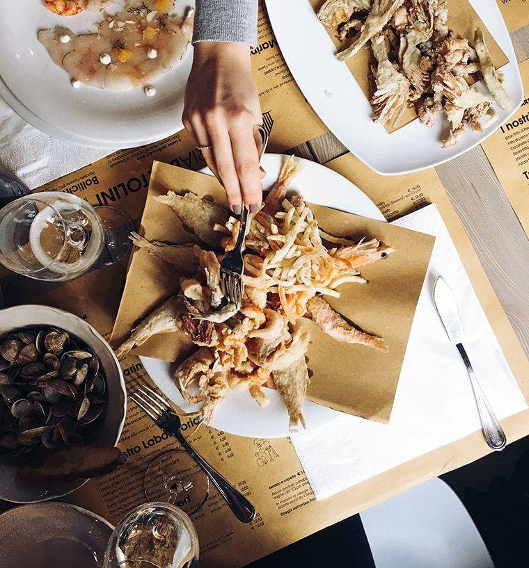 Bolonya Restoranlar | Osteria Bartolini