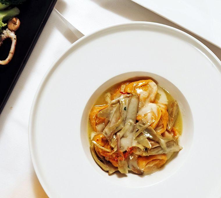 Bolonya Restoranlar | Ristorante Scacco Matto