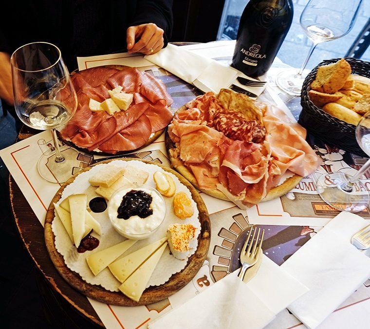 Bolonya Restoranlar | Tamburini