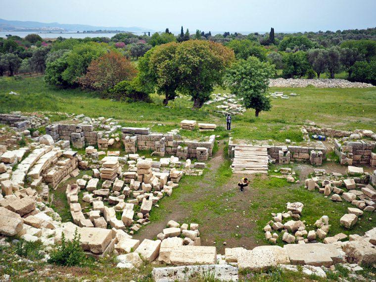 Sığacık - Teos Antik Kenti