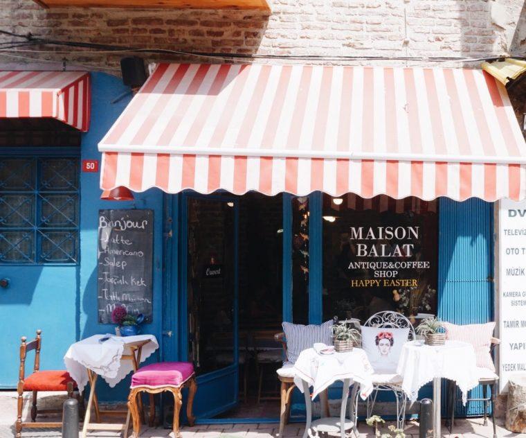 Balat Cafe - Maison Balat