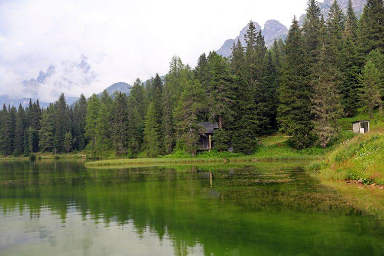 Dolomit Dağları | Misurina Gölü