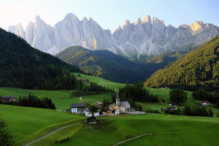 Dolomit Dağları | Val di Funes