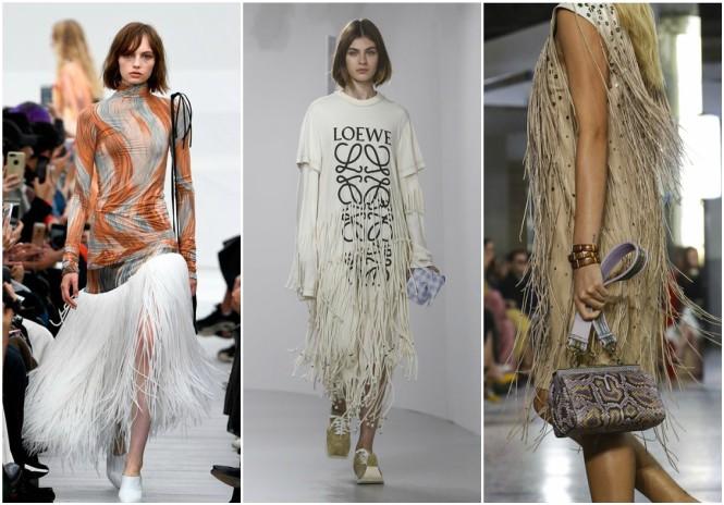 2018 Yaz Modası | Celine, Loewe, Bottega Veneta