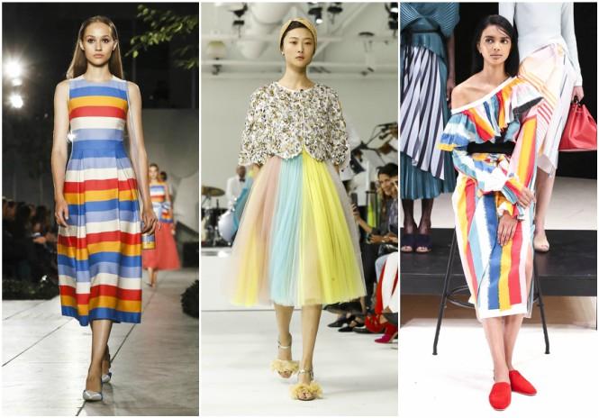 2018 Yaz Modası | Carolina Herrera, Delpozo, Tome