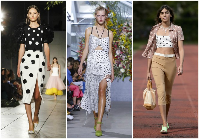 2018 Yaz Modası | Carolina Herrera, Jason Wu, Maryam Nassir Zadeh