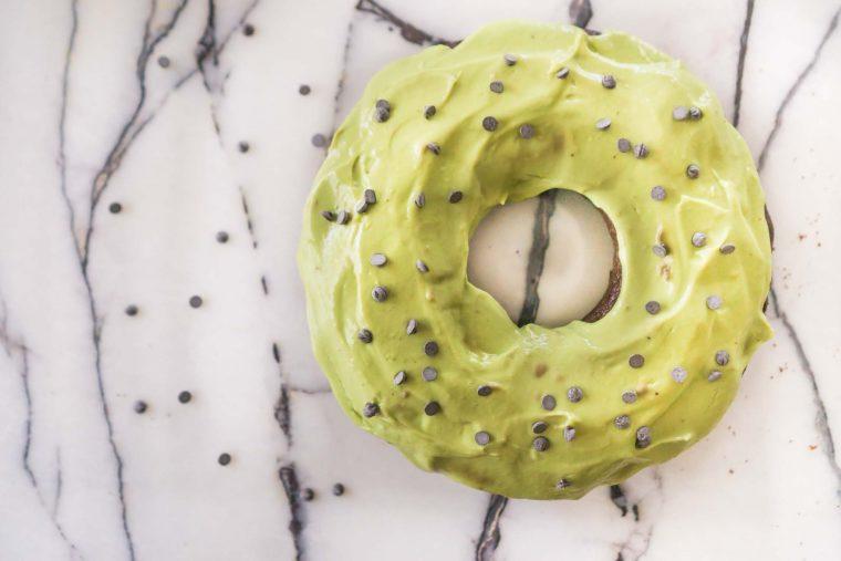 Avokado Soslu Pancarlı Kek: Sağlıklı ve Lezzetli