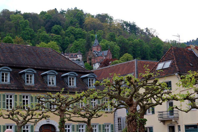 Heidelberg: Almanya'nın Tarih Kokan Şehri