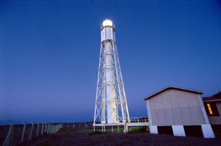 Yalnızlığın Işıkları Deniz Fenerleri | Bafra Feneri - Samsun