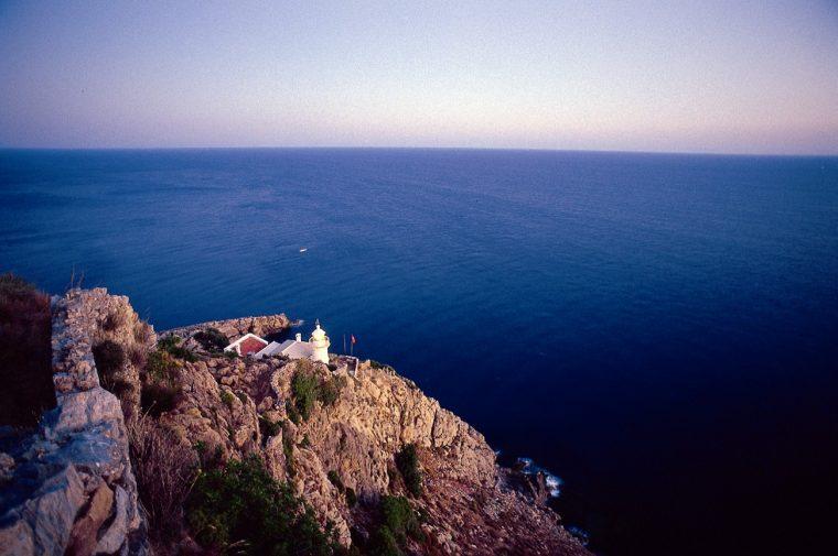 Yalnızlığın Işıkları Deniz Fenerleri | Anamur Feneri - Alanya